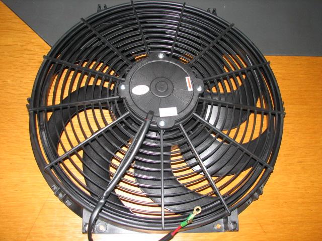 16&quot-s-blade-radiator-fan